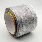 Tape sealing rackalable bag