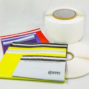 Tape sealing customized Silicone Express Bag