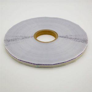 Tape sealed tone double-sided bag