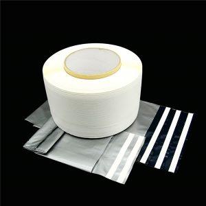 Express Bag Permanent Adehseve Tape Sealing