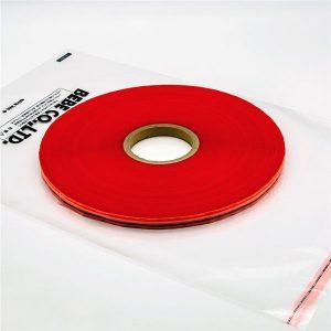 Teselable Plastic Bag Sealing Tape